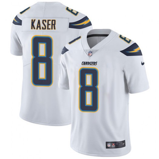 Nike Drew Kaser Los Angeles Chargers Limited White Jersey - Men's
